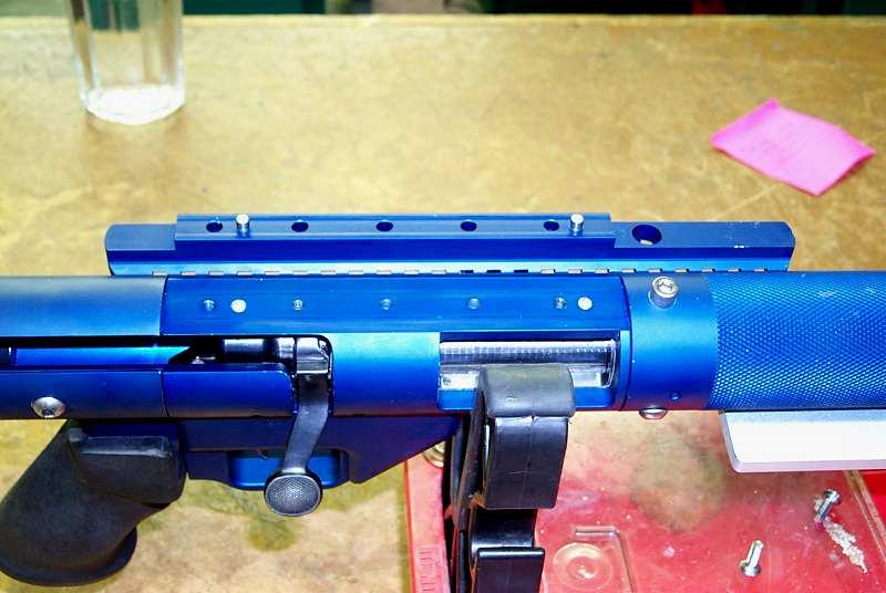 mak enterprises tube gun chassis
